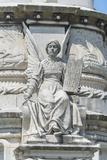 Portugal  Lisbon  Monument of Alfonso de Albuquerque Detail