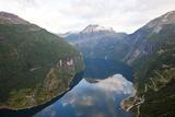 Geirangerfjord  Western Fjords  Norway