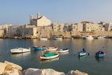 Harbor  Giovinazzo  Puglia  Italy