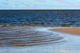 Beach Along the Preguicas River  Atins  Maranhao State  Brazil