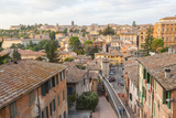 Cityscape of Perugia  Umbria  Italy