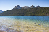 Redfish Lake  Stanley  Sawtooth Mountains  Sawtooth NF  Idaho  USA