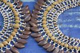 Papua New Guinea  Sepik River Area  Village of Kopar Necklaces