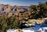 South Rim  Grand Canyon National Park  Arizona  USA