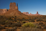 West Mitten  Monument Valley Navajo Tribal Park  Arizona