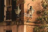 USA  Georgia  Savannah  House in the Historic District