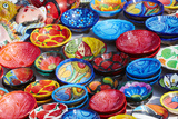 Mexico  Jalisco Bowls for Sale in Street Market