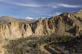 USA  Oregon  Smith Rock State Park
