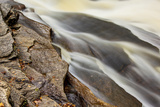 Lower Falls of the Ammonoosuc River in Twin Mountain  New Hampshire