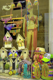 Wares for Sale in the Old City  Ciudad Vieja  Cartagena  Colombia