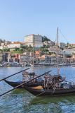 Europe  Portugal  Oporto  Douro River  Rabelo Boats