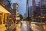 Arlene Schnitzer Concert Hall in Downtown Portland  Oregon