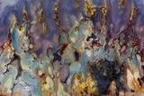 Prudent Man Agate, Origin Idaho Reproduction photo par Darrell Gulin