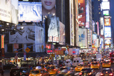 Times Square  Manhattan  New York  USA