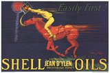 Shell Oils-Easily First!