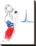 Girl About Paris