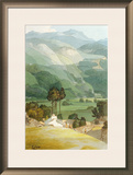 Ambleside  1786 (W/C with Pen and Ink over Graphite on Laid Paper)