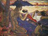 Canoe; Tahitian Family (Te vaa)