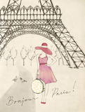 Sketchbook Paris I
