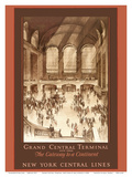 Grand Central Terminal  New York - The Gateway to a Continent - New York Central Lines