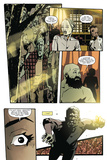 Zombies vs Robots: No 9 - Comic Page with Panels