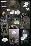 Zombies vs Robots: Volume 1 - Comic Page with Panels