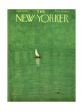 The New Yorker Cover - June 29  1957