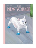 The New Yorker Cover - October 7  2013
