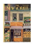 The New Yorker Cover - May 24  1947