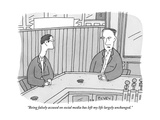 """Being falsely accused on social media has left my life largely unchanged - New Yorker Cartoon"