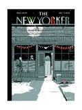 `Tis the Season - The New Yorker Cover  December 9  2013