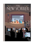 All Together Now - The New Yorker Cover  January 6  2014