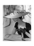 Vogue - March 1954 Photo premium par Horst P. Horst