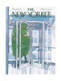 The New Yorker Cover - December 20  1976
