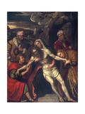 The Entombment  1554