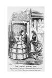 The Great Social Evil  Punch  12 September 1857117