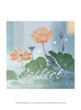 Blue Floral Inspiration V