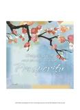 Blue Floral Inspiration XI