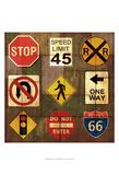 Garage Sign IV