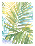 Tropical Pattern I Giclée par Megan Meagher