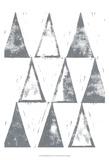 Triangle Block Print II
