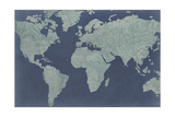 Linen Map II
