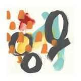 Counting Colors II Reproduction d'art par June Vess