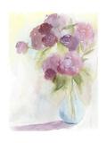 Glowing Bouquet I Reproduction d'art par Grace Popp