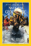 Cover of the July  1983 National Geographic Magazine