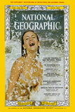 Cover of the July  1966 National Geographic Magazine