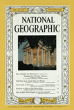 Cover of the January  1961 National Geographic Magazine
