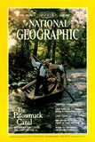Cover of the June  1987 National Geographic Magazine