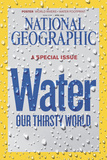 Cover of the April  2010 National Geographic Magazine