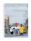 The New Yorker Cover - March 14  2016